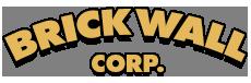 Brick Wall Corp. Logo